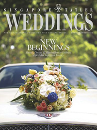 spotl1ght communications - events coverage results - singapore tatler weddings