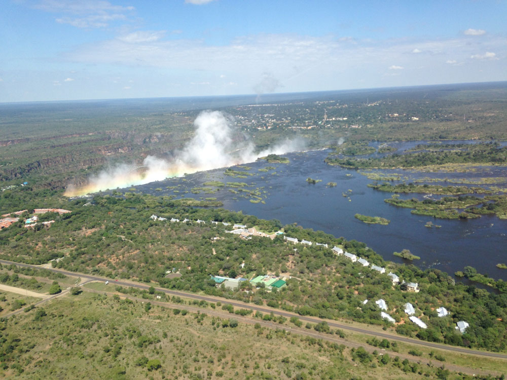 business to business pr - victoria falls