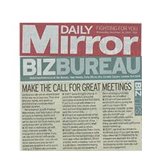 daily mirror spotl1ght communications pr london leisure mice