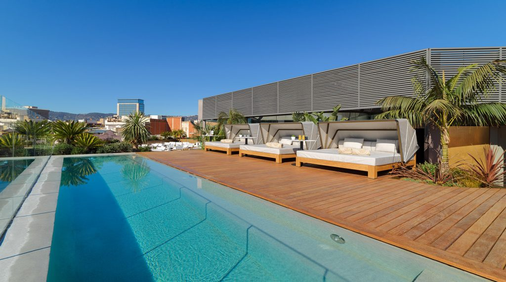 the one barcelona spotl1ght communications luxury hotels eruope