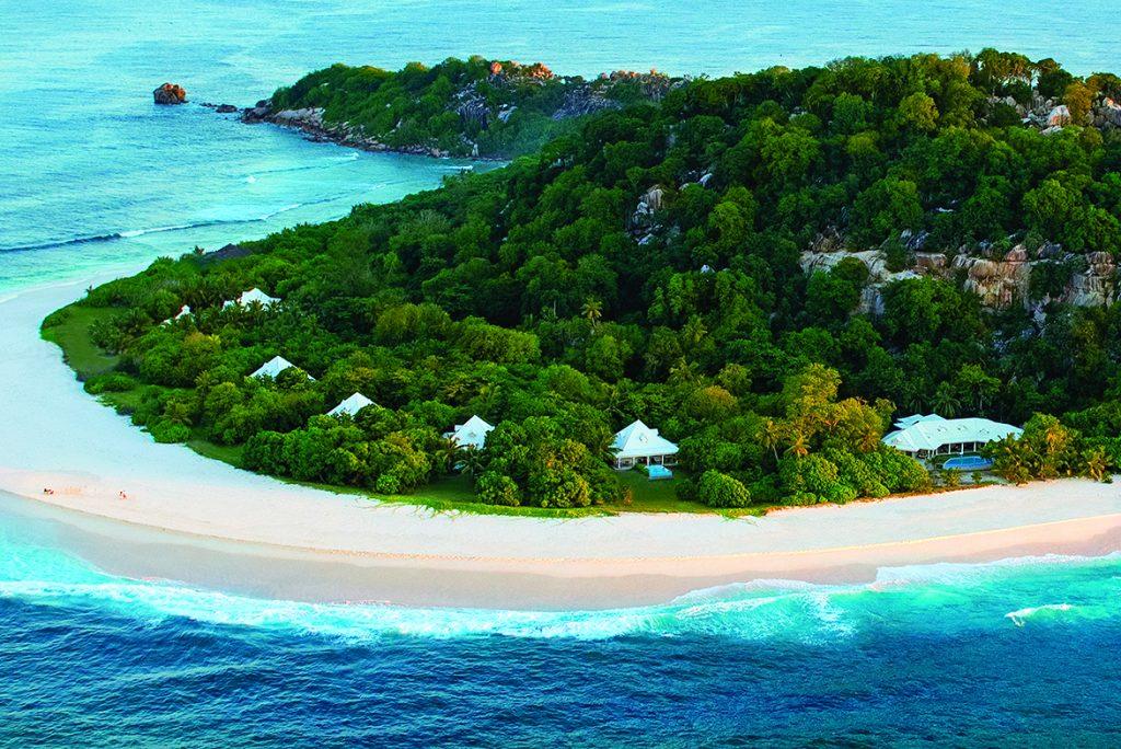Cousine Island spotlight communications london luxury travel island