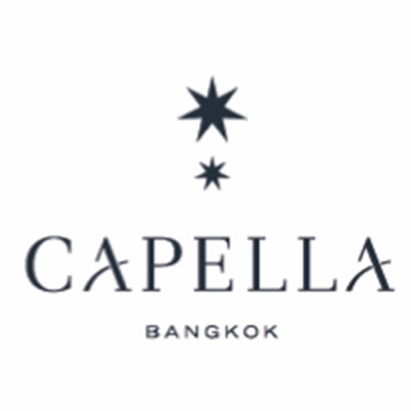 capella bangkok logo spotl1ght communications luxury hotel case study