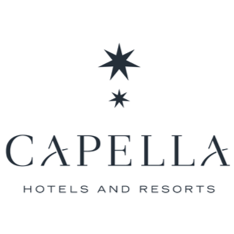 capella hotels logo spotl1ght communications pr london agency