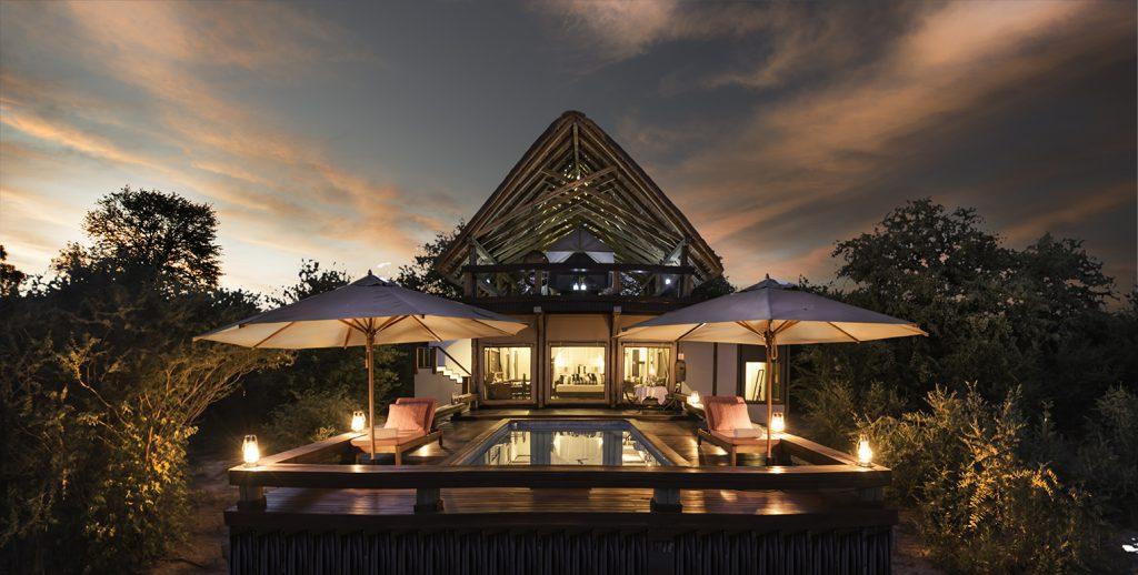 Feline Fields by Mantis exterior spotlight client pr agency africa luxury hotel