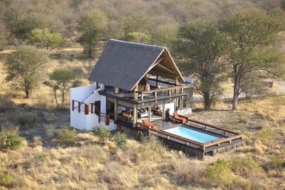 Feline Fields by Mantis Pool Villa spotl1ght communications africa luxury hotel client