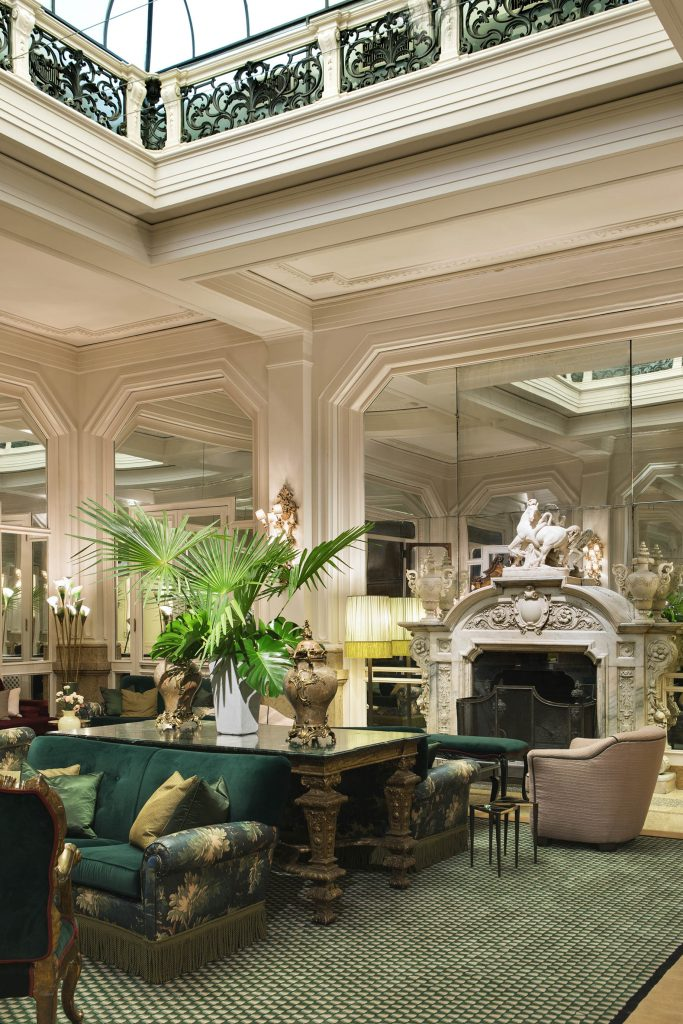 Grand Hotel et de Milan_Restyling_Hall spotl1ght communications pr agency luxury hotels europe italy