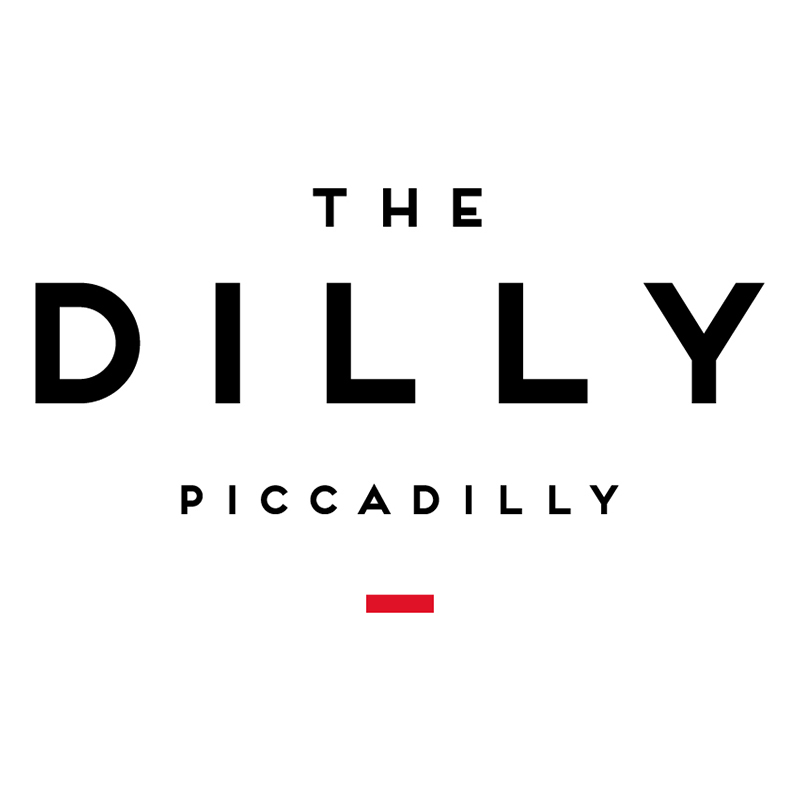 THE DILLY logo spotl1ght communications pr agency europe london luxury hotels